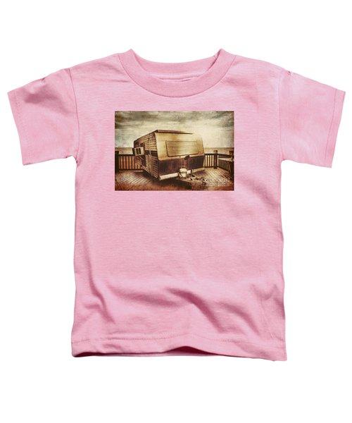 Antique Holidays Toddler T-Shirt
