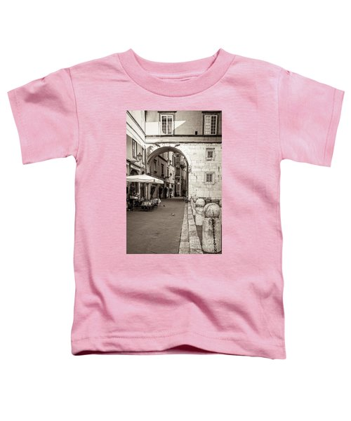 Archway Over Street Toddler T-Shirt