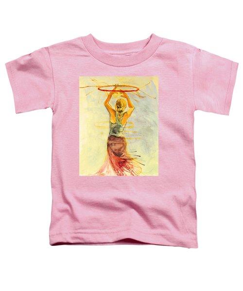As The Sun Rises Toddler T-Shirt