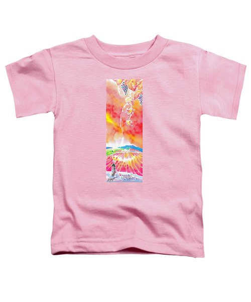 Autumn Jewelry Toddler T-Shirt