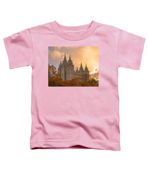 Autumn Splendor Toddler T-Shirt