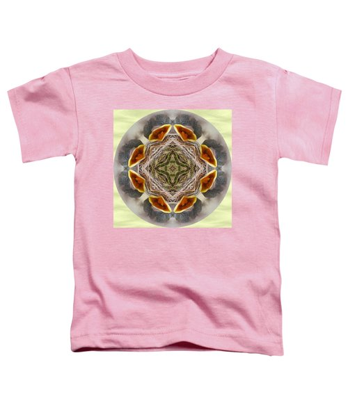 Baby Bird Kaleidoscope Toddler T-Shirt