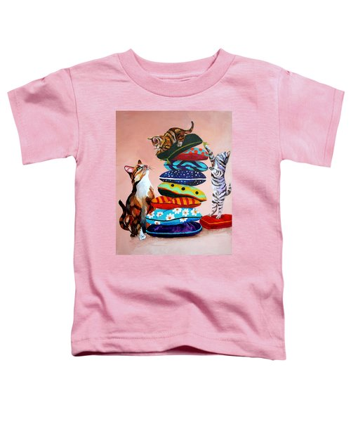Balancing Act Toddler T-Shirt