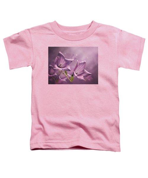 Balloon Flowers Toddler T-Shirt
