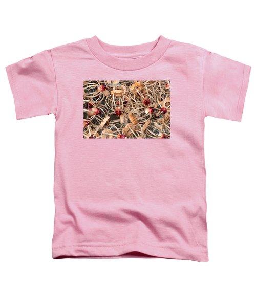 Bamboo Lantern Frames 02 Toddler T-Shirt