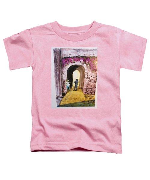 Be Safe Toddler T-Shirt