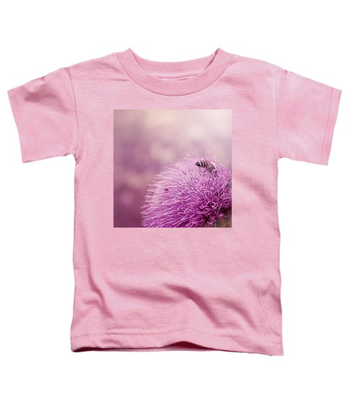 Beauty And The Bee Toddler T-Shirt