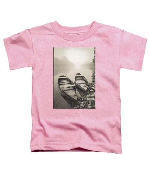 Beynac Boats Toddler T-Shirt