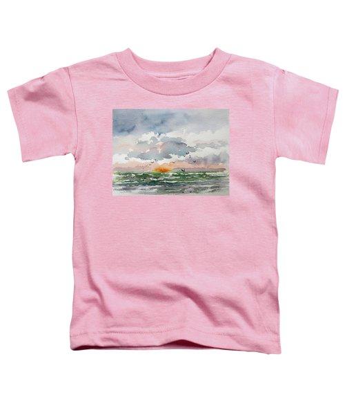 Birds Rising IIi Toddler T-Shirt