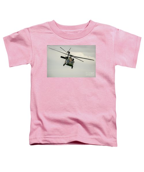 Black Hawk Swoops Toddler T-Shirt
