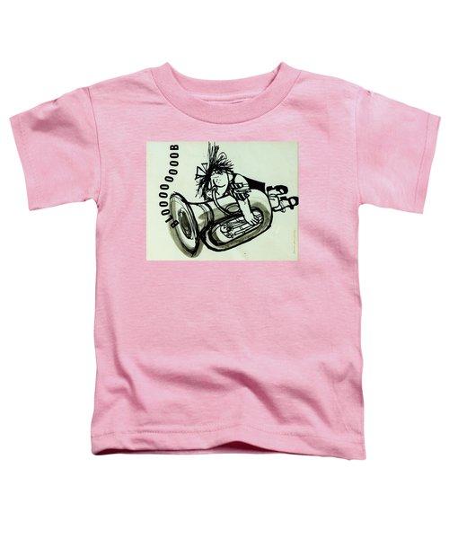 Blooooob! Ink On Paper Toddler T-Shirt