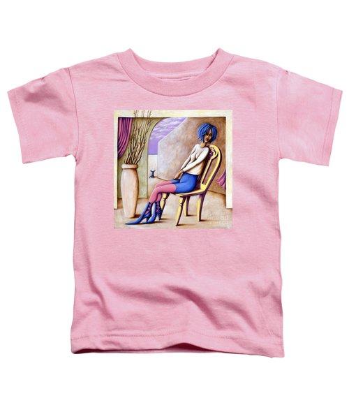 BLU Toddler T-Shirt