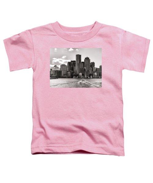 Boston Toddler T-Shirt