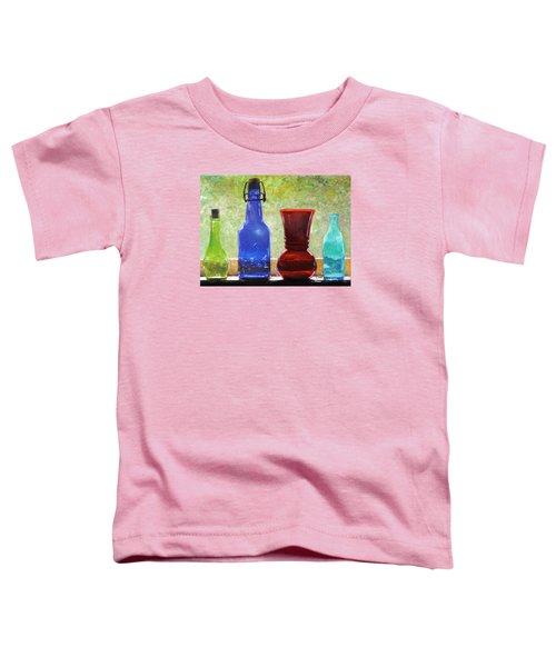 Da142 Bottles Of Time Daniel Adams Toddler T-Shirt