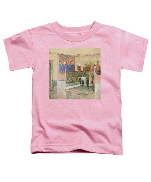 Boudoir, From A Villa In Helsinki Toddler T-Shirt