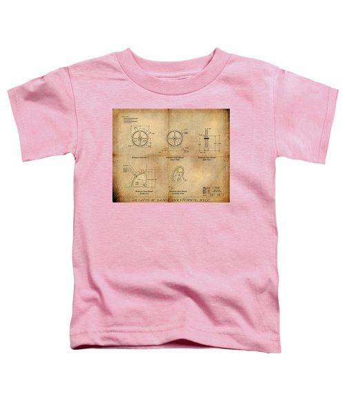 Box Gear And Housing Toddler T-Shirt