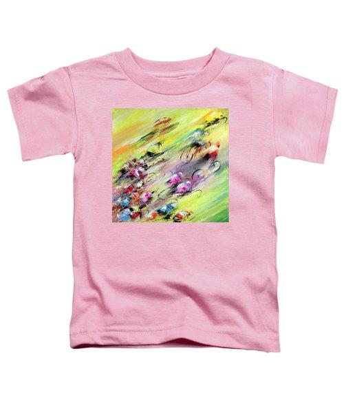 Breaking Away Toddler T-Shirt
