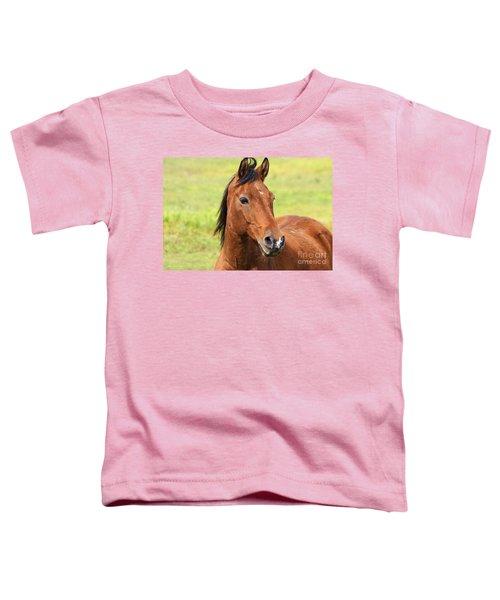 Brown Beauty Toddler T-Shirt