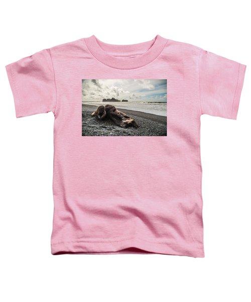 Buried Toddler T-Shirt by Kristopher Schoenleber