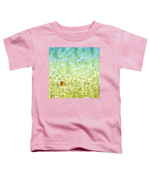 Butterfly Dreams Toddler T-Shirt
