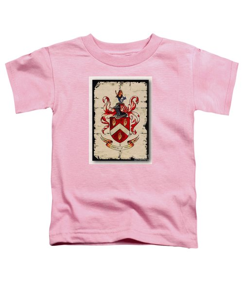 Byrne Coat Of Arms Toddler T-Shirt