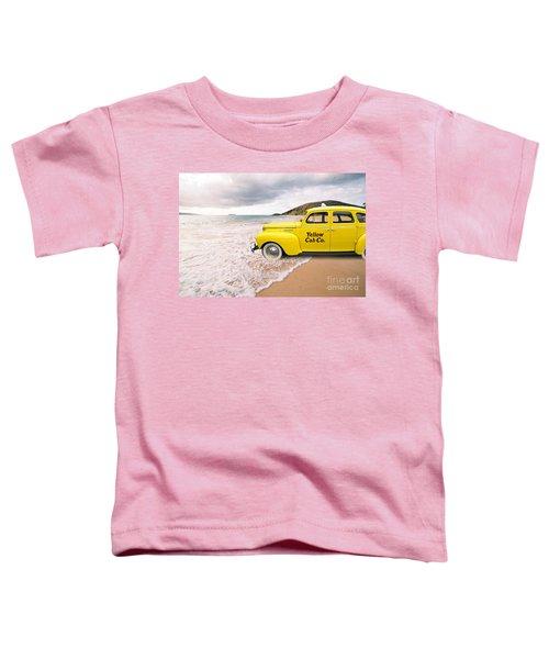 Cab Fare To Maui Toddler T-Shirt