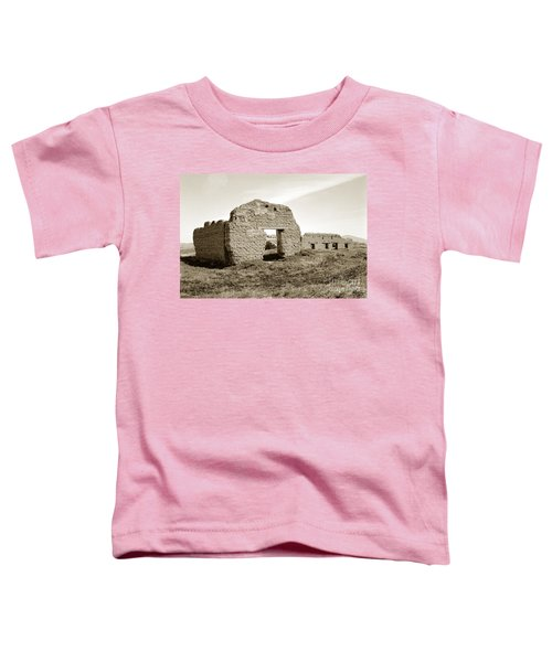 Soledad  California Mission  Monterey Co. Circa 1900 Toddler T-Shirt