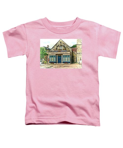Candleford Post Office Toddler T-Shirt