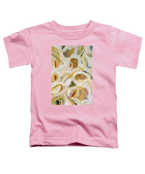 Cascade Of Calla Lillies Toddler T-Shirt