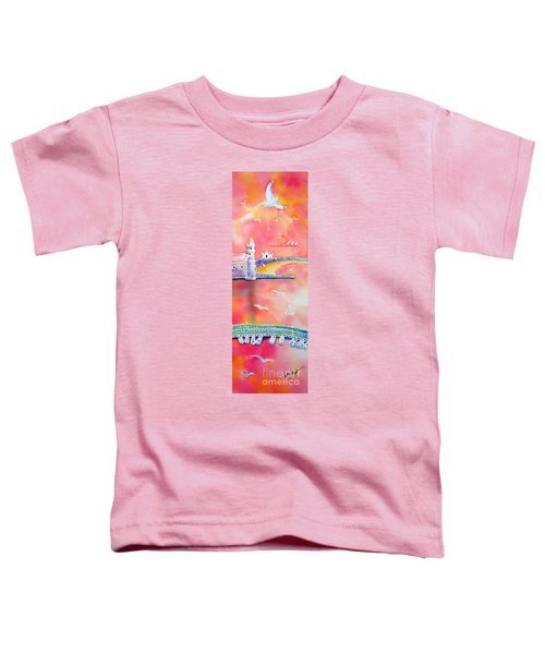 Catalan Sunset Toddler T-Shirt