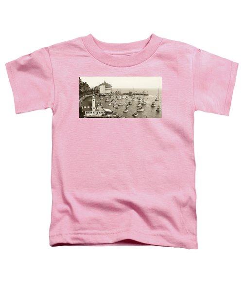 Catalina Island. Avalon Toddler T-Shirt