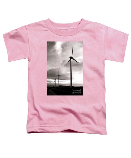 Catch The Wind Toddler T-Shirt