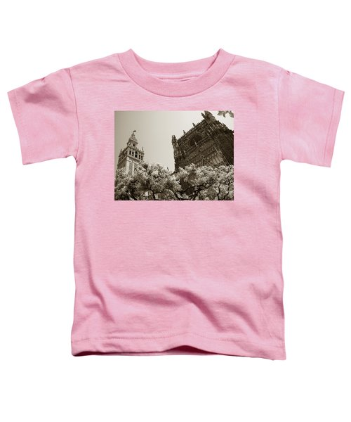 Cathedral Of Seville Toddler T-Shirt