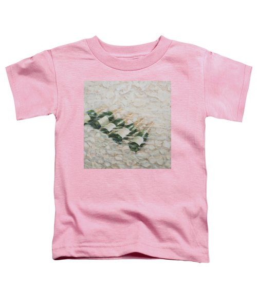 Champagne Cooling Toddler T-Shirt