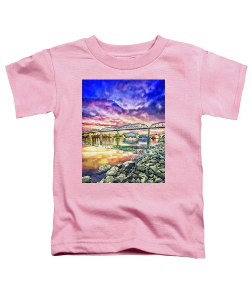 Chattanooga Reflection 1 Toddler T-Shirt