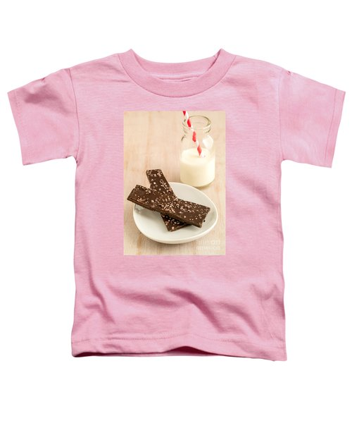 Chioggia Beet And Vanilla Toffee Toddler T-Shirt