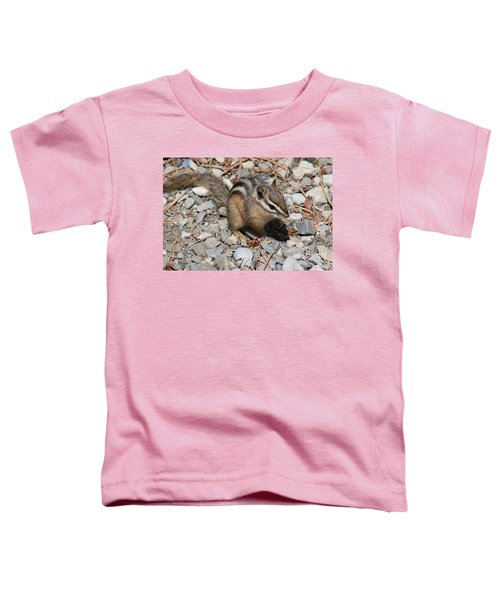Chipmunk Toddler T-Shirt