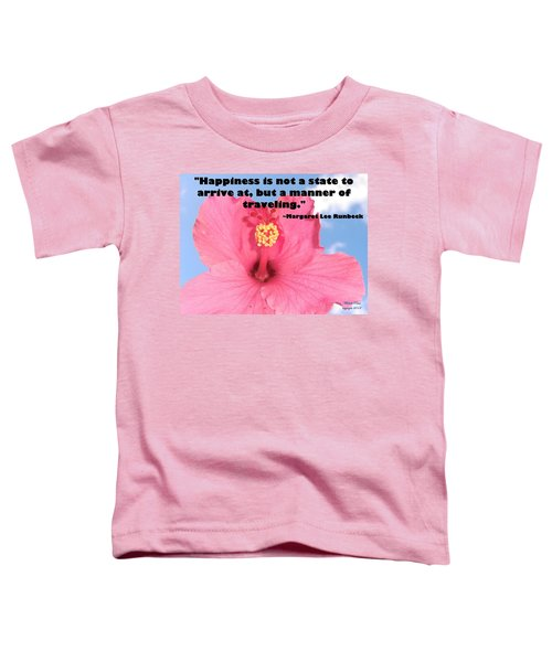 Choose Your Quote Choose Your Picture 1 Toddler T-Shirt
