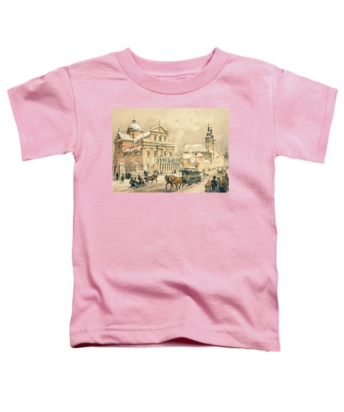 Church Of St Peter And Paul In Krakow Toddler T-Shirt