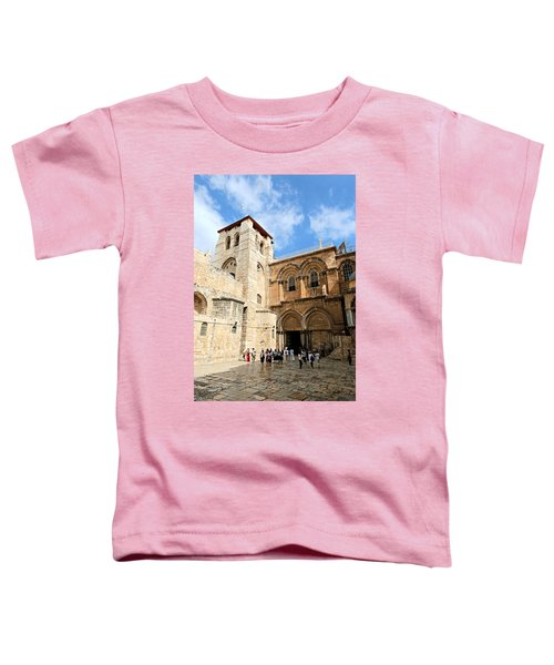 Church Of The Holy Sepulchre Toddler T-Shirt