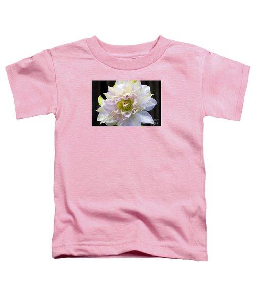 Clematis 'belle Of Woking' Toddler T-Shirt