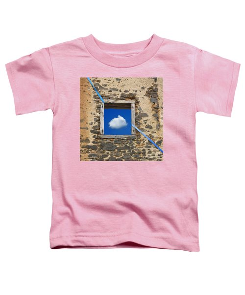 Cloud Toddler T-Shirt
