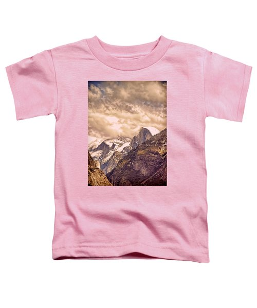 Clouds Over The Valley Toddler T-Shirt