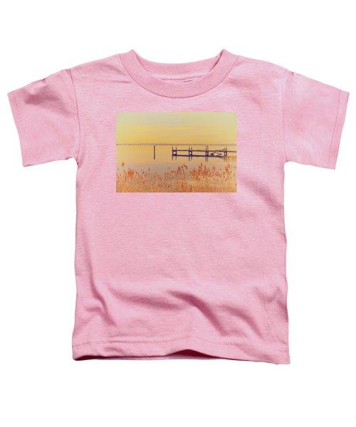 Coastal Winter Toddler T-Shirt