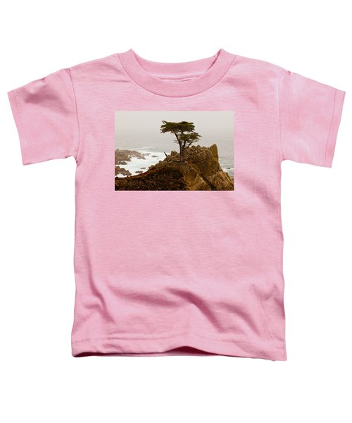 Coastline Cypress Toddler T-Shirt