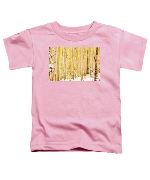 Colored Pencils Toddler T-Shirt