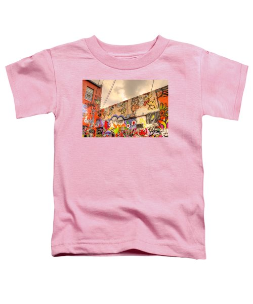 Comical Relief Toddler T-Shirt