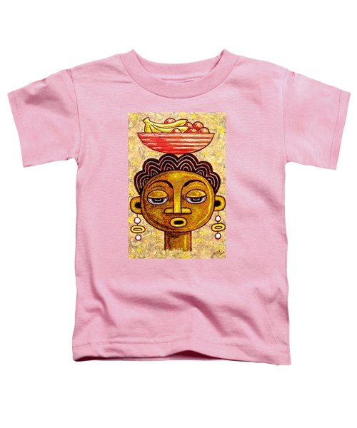 Congalese Face 1 Toddler T-Shirt