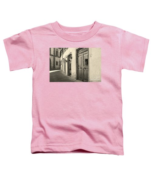 Corner Of Volterra Toddler T-Shirt