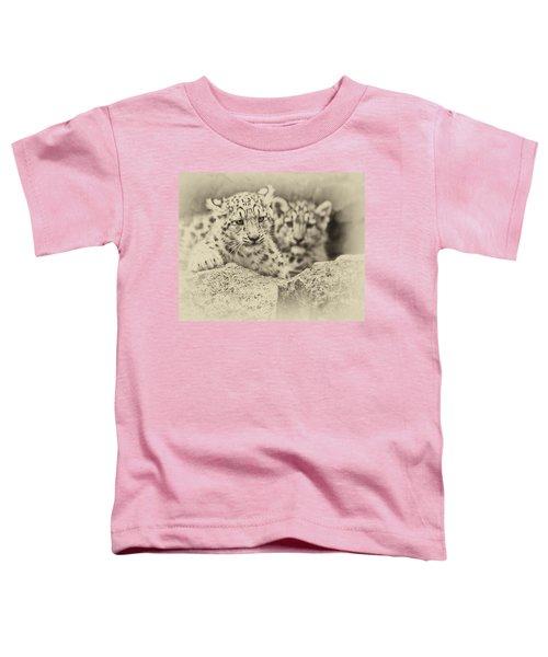 Cubs At Play Toddler T-Shirt